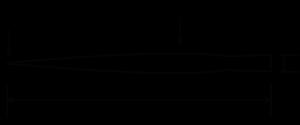 歯科型ピンセット直-1